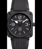 BR 01 10th Anniversary Black Ceramic