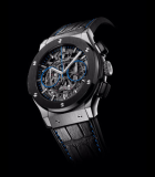 Classic Fusion Chronograph Aero Selfridges Titanium and Black Ceramic