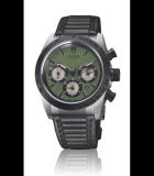 Fastrider Chronograph Steel and Black Ceramic