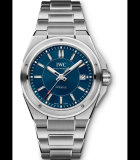 Ingenieur Automatic Edition Laureus Sport for Good Foundation Steel