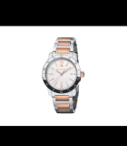 Bvlgari Bvlgari Solotempo Steel and Pink Gold