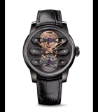 1966 Neo-Tourbillon with Three Titanium Bridges Black DLC Titanium