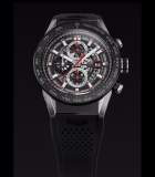 Carrera Calibre Heuer 01 Chronograph 45mm Steel