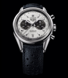 Carrera Calibre 18 Automatic Chronograph 39mm Steel
