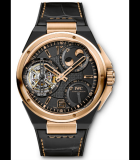 Ingeniur Constant Force Tourbillon Red Gold and Black Ceramic