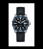 Aquaracer 300M Calibre 5 Automatic 42mm WSL Big Wave Tour Steel
