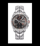 Carrera Calibre 16 Chronograph 44mm Senna Edition Steel