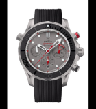 Seamaster 300M Chrono Diver Emirates Team New Zealand 2015 Titanium