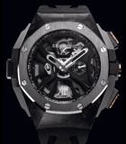 Royal Oak Concept Laptimer Michael Schumacher Forged Carbon and Titanium