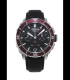Seastrong Diver 300M Red Steel