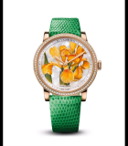 HM Flower Special Editions - Yellow Iris Diamonds Rose Gold