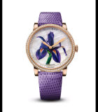 HM Flower Special Editions - Purple Iris Diamonds Rose Gold
