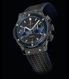Classic Fusion Chronograph Bol d'Or Mirabaud 77th Edition Black Ceramic and Carbon Fibre