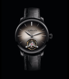 Endeavour Tourbillon Black DLC Titanium