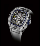 RM 056 Tourbillon Split-Seconds Felipe Massa 10th Anniversary Sapphire