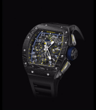 RM 011 Flyback Chronograph Felipe Massa 10th Anniversary Titanium and NTPT Carbon