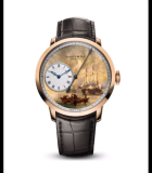 Sir John Franklin Set - Friendly Encounter Rose Gold