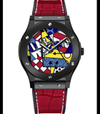 Classic Fusion Enamel Britto Only Watch 2015 Black Ceramic