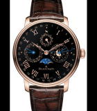 Villeret Traditional Chinese Calendar Only Watch 2015 Red Gold