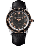 Ronde Croisiere Steel and Pink Gold
