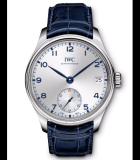 Portugieser Hand-Wound 8 Days BFI London Film Festival 2015 Steel