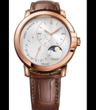 Midnight Date Moonphase Automatic 42mm Rose Gold