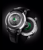 Espoir & Paix Only Watch 2015 White Gold and Anthracite PVD Titanium