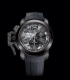 Chronofighter Oversize Navy SEAL Foundation Black PVD Steel