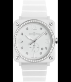 BR-S Diamonds White Ceramic