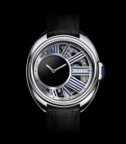 Cle de Cartier Mysterious Hours Platinum