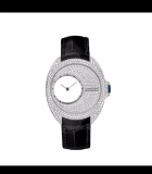 Cle de Cartier Mysterious Hours Pave White Gold