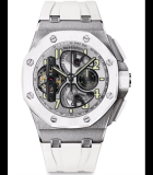 Royal Oak Offshore Tourbillon Chronograph Titanium