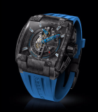 Reb-7 Regulator Only Watch 2015 Forged Carbon