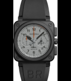 BR 03-94 Chronograph Rafale Black Ceramic