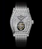 Malte Tourbillon High Jewellery Pave White Gold