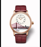 Petite Heure Minute Golden Gate Red Gold