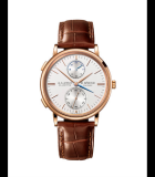 Saxonia Dual Time Pink Gold