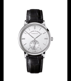 Saxonia Automatic White Gold