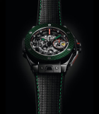 Big Bang Ferrari Mexico Black Ceramic