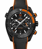 Seamaster Planet Ocean 600m Deep Black Chronograph