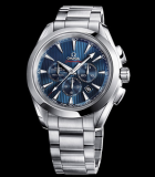 "Seamaster Aqua Terra Co-Axial Chronograph ""London 2012"""