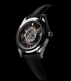 Skeleton Central Tourbillon Co-Axial Platinum Limited Edition