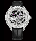 Emperador  Coussin Tourbillon Diamond-Set Automatic Skeleton Exceptional Piece