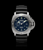 Luminor Submersible 1950 Regatta 3 Days GMT Automatic Titanio