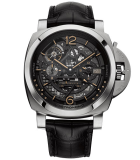 L'Astronomo Luminor 1950 Tourbillon Moon Phases Equation of Time Gmt