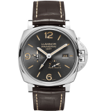 Luminor Due 3 Days GMT Power Reserve Automatic Acciaco