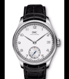 Portugieser Hand-Wound 8 Days Steel