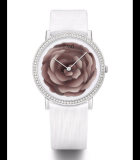 Altiplano 38mm Manual Rose Stone Marquetry Diamonds White Gold