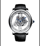 Rotonde Astrotourbillon Skeleton White Gold