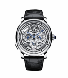 Rotonde Grande Complication Skeleton Platinum